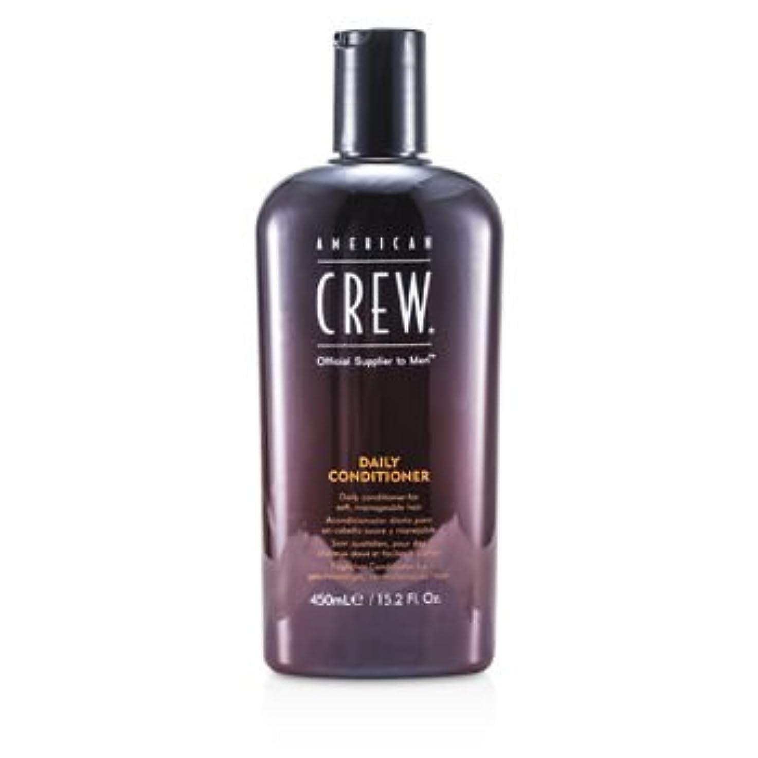 メッセージ眠いです灌漑[American Crew] Men Daily Conditioner (For Soft Manageable Hair) 450ml/15.2oz