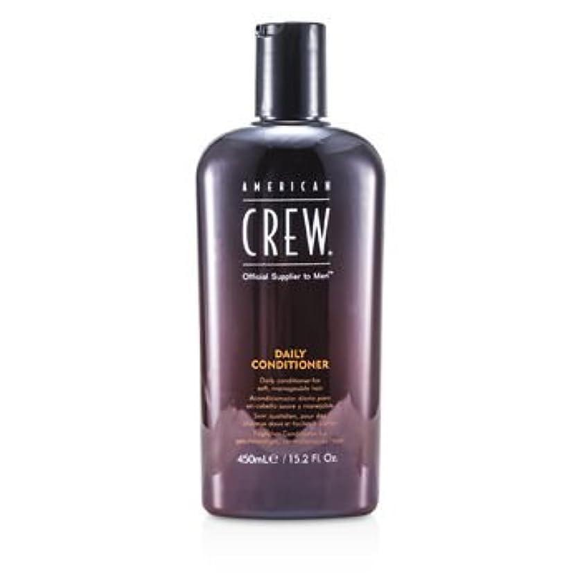 パトワペン招待[American Crew] Men Daily Conditioner (For Soft Manageable Hair) 450ml/15.2oz