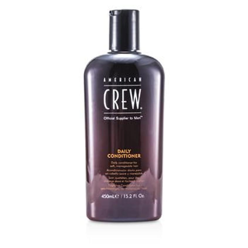 メッセンジャー住人の頭の上[American Crew] Men Daily Conditioner (For Soft Manageable Hair) 450ml/15.2oz