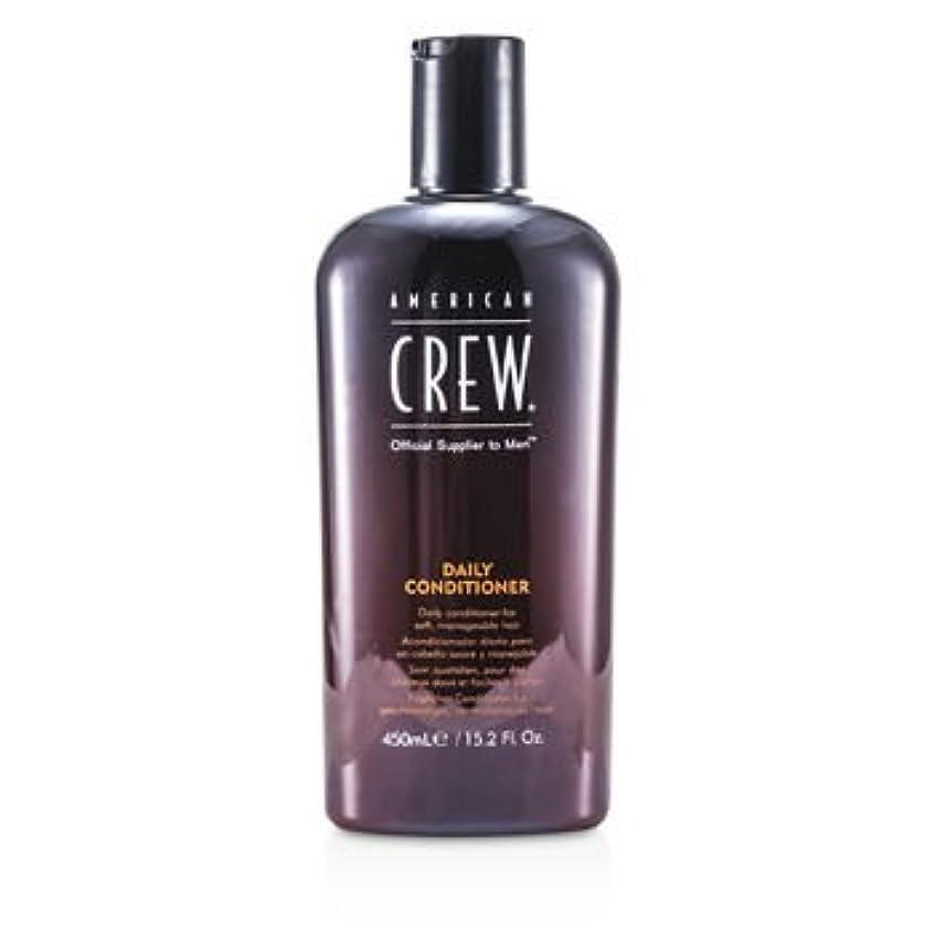人差し指生命体ほのめかす[American Crew] Men Daily Conditioner (For Soft Manageable Hair) 450ml/15.2oz