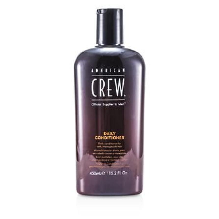 担当者仮定、想定。推測夜明けに[American Crew] Men Daily Conditioner (For Soft Manageable Hair) 450ml/15.2oz