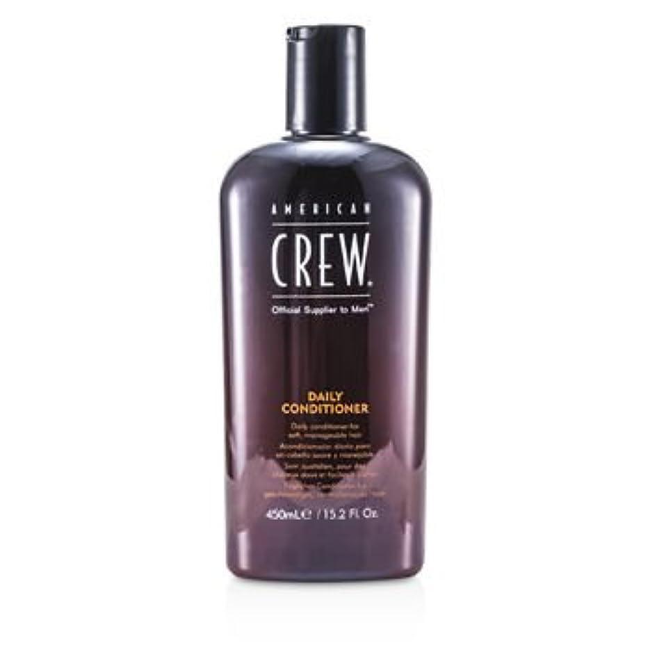 取得するグラムスコア[American Crew] Men Daily Conditioner (For Soft Manageable Hair) 450ml/15.2oz