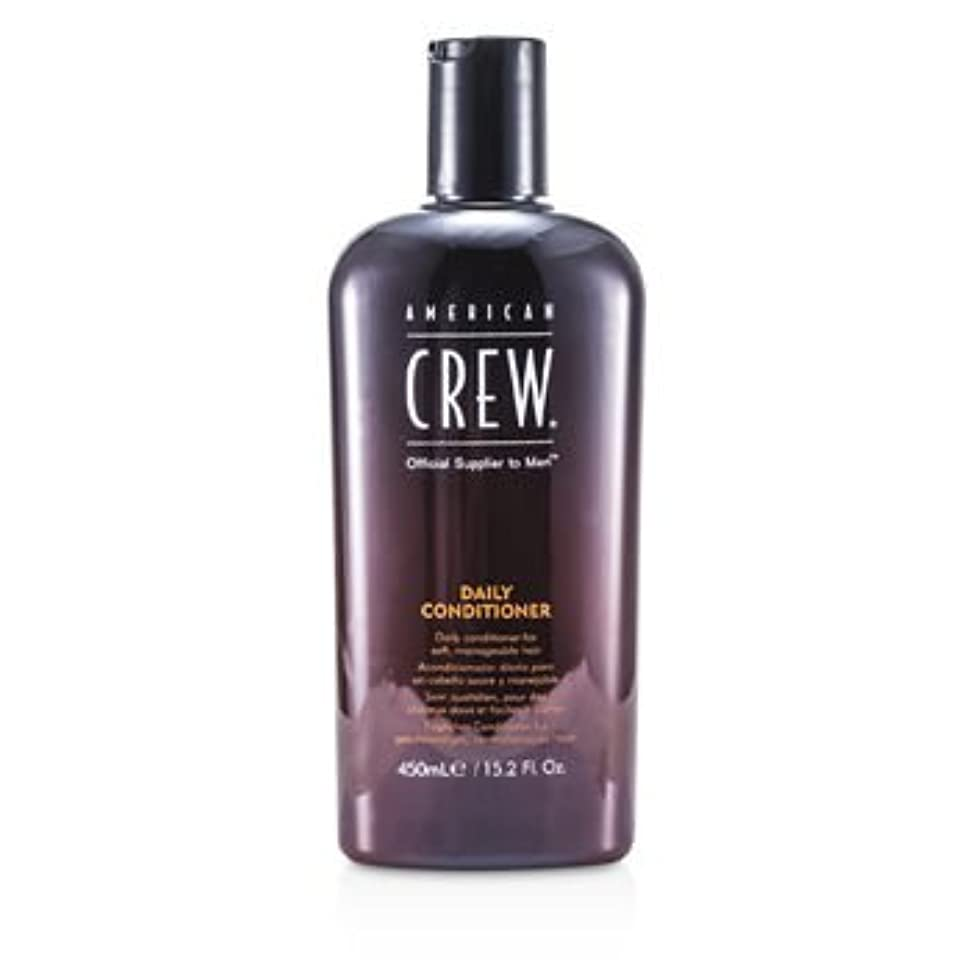 注釈を付ける変形するゲスト[American Crew] Men Daily Conditioner (For Soft Manageable Hair) 450ml/15.2oz