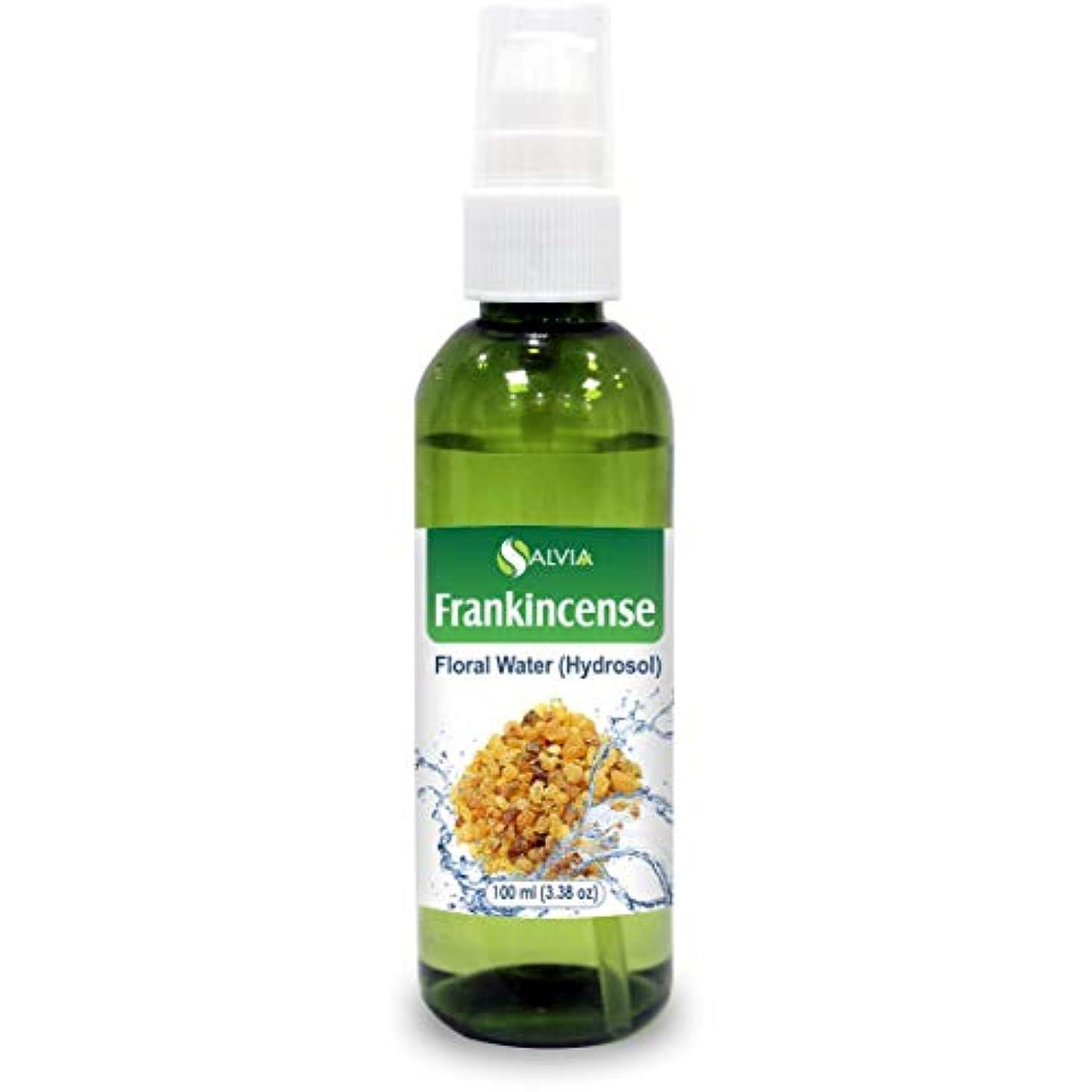 マインドフル雇う本Frankincense Floral Water 100ml (Hydrosol) 100% Pure And Natural