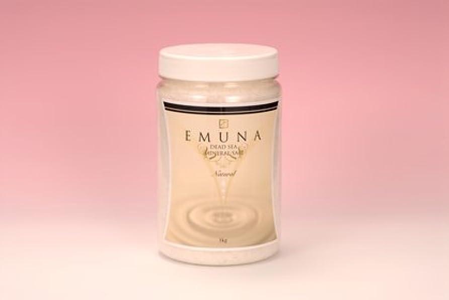 伝記振る伝染病エムナーミネラルソルト クリスタル 1kgボトル ナチュラル