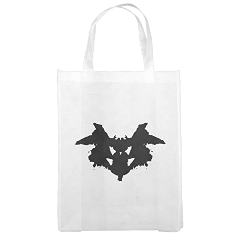 Zazzle Rorschach Inkblot Grocery Bag