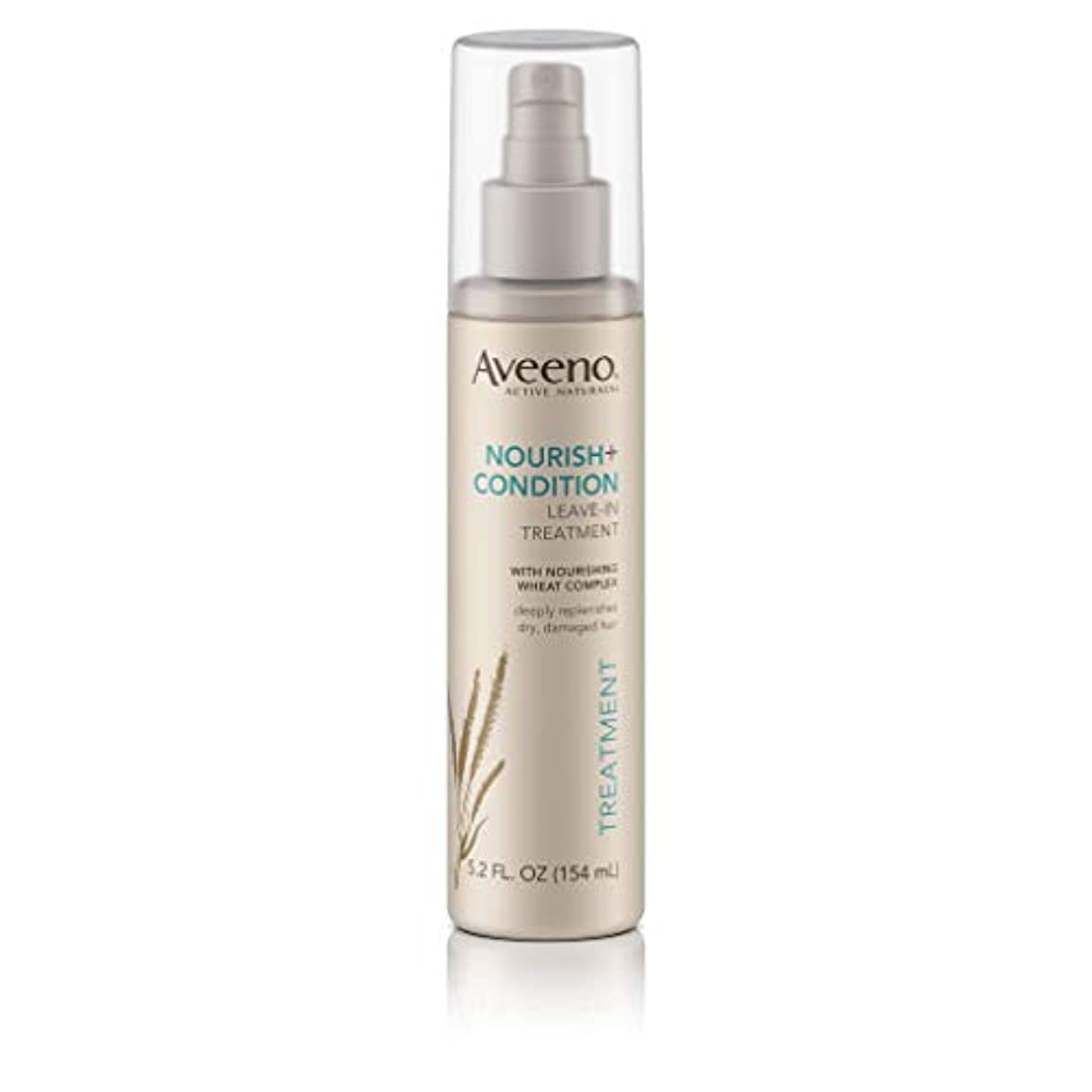妖精半円並外れたAveeno Nourish+ Condition Treatment Spray 150g (並行輸入品)