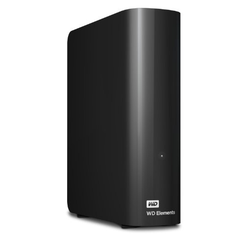 WD HDD 外付けハードディスク 3TB WD Elements Desktop WDBWLG0030HBK-JESN USB3.0/Xbox One対応/3年保証