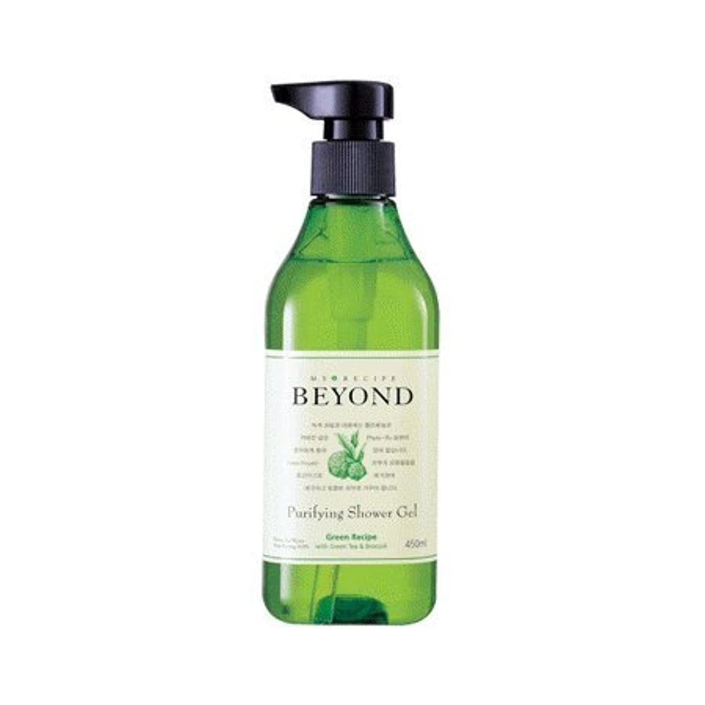 寮知事放つBeyond purifying Shower Gel (450ml)