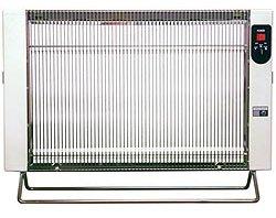 RoomClip商品情報 - サンラメラ1201型 ホワイト 6~14畳用 ※補助暖房とは次元が違う遠赤パワー!