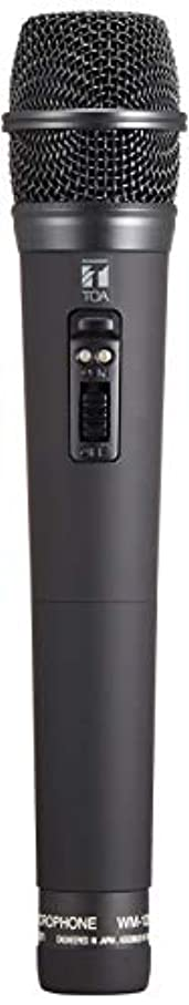 想定考古学的なやるTOA ワイヤレスマイク ハンド型 800MHz WM-1220