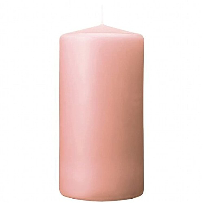 シャットアンペアコアkameyama candle(カメヤマキャンドル) 3×6ベルトップピラーキャンドル 「 ピーチアンバ 」(A9730010PA)