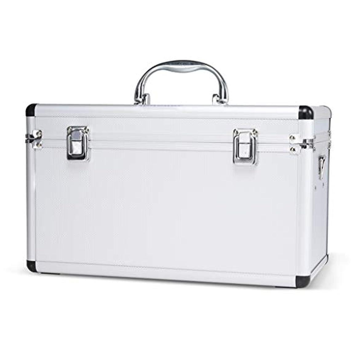 不明瞭上院慎重にXuping shop 応急処置キットのアルミ合金の医療用箱、世帯の13インチの医療用容器、緊急のキットのキャビネット