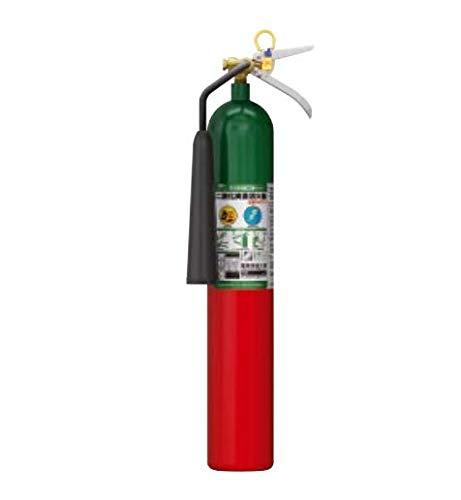 モリタ宮田 MCF5 二酸化炭素消火器5型 ※リサイクルシール付