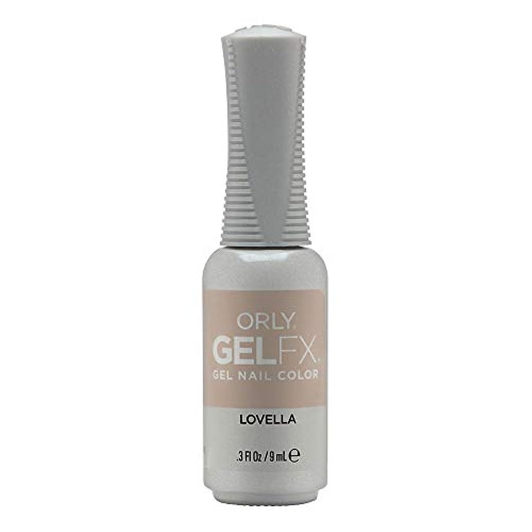 知人ブロック擬人化ORLY Gel FX - Radical Optimism 2019 Collection - Lovella - 0.3 oz / 9 mL