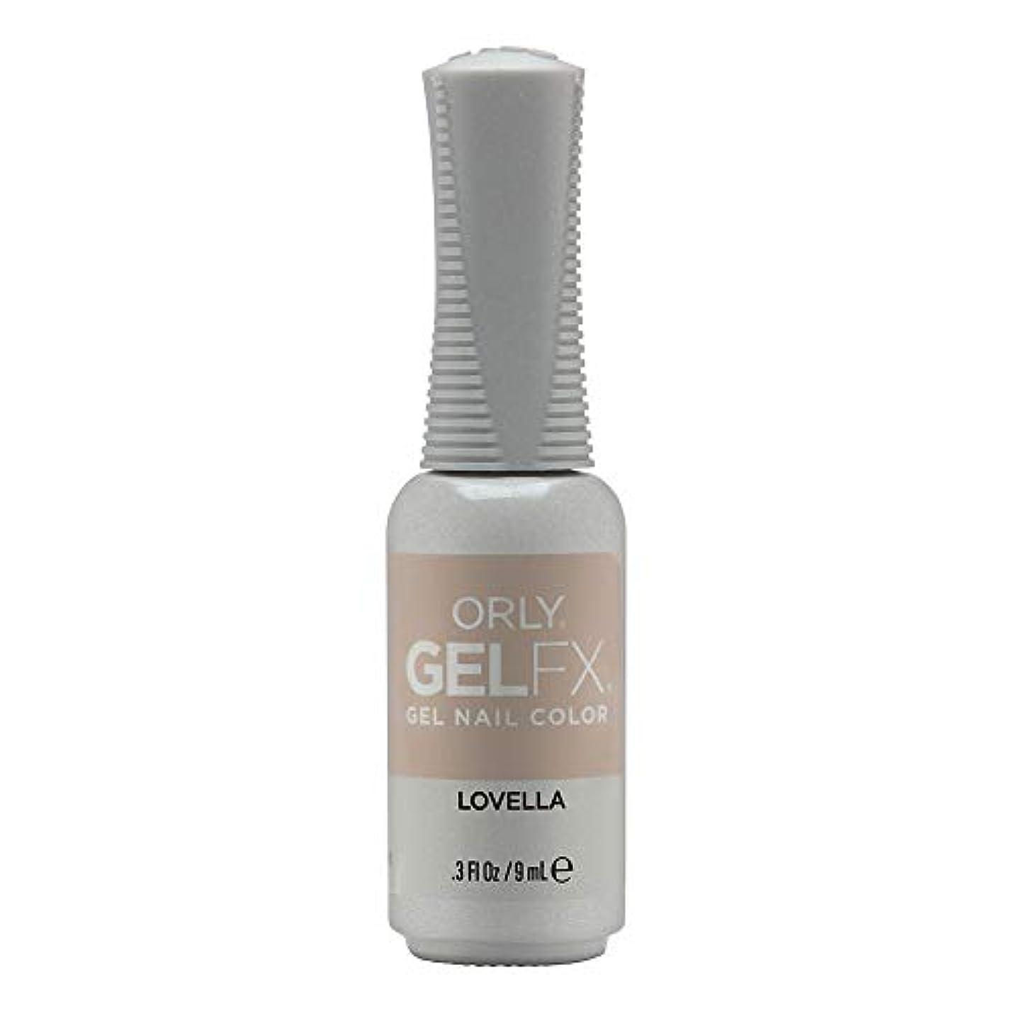 再び印をつけるアセORLY Gel FX - Radical Optimism 2019 Collection - Lovella - 0.3 oz / 9 mL