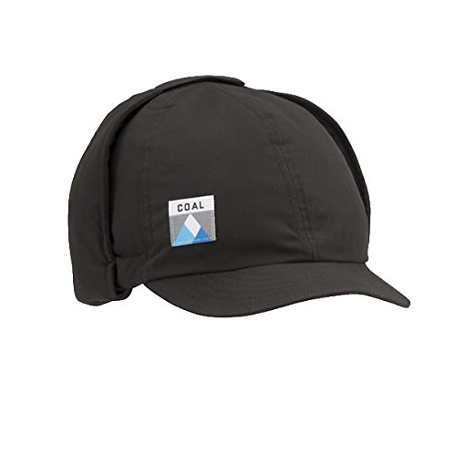 COAL(コール) coal キャップ The Pinnacle ブラック 日本正規品 スノーボード 帽子 耳付き coal headwear ...