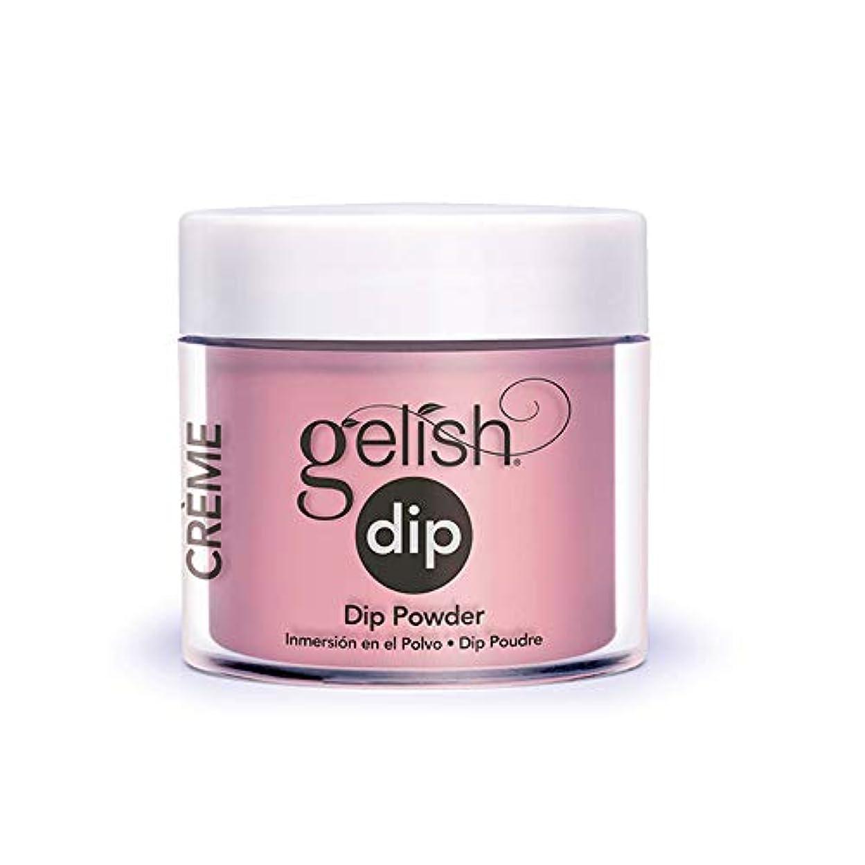 使用法基本的な払い戻しHarmony Gelish - Acrylic Dip Powder - She's My Beauty - 23g / 0.8oz