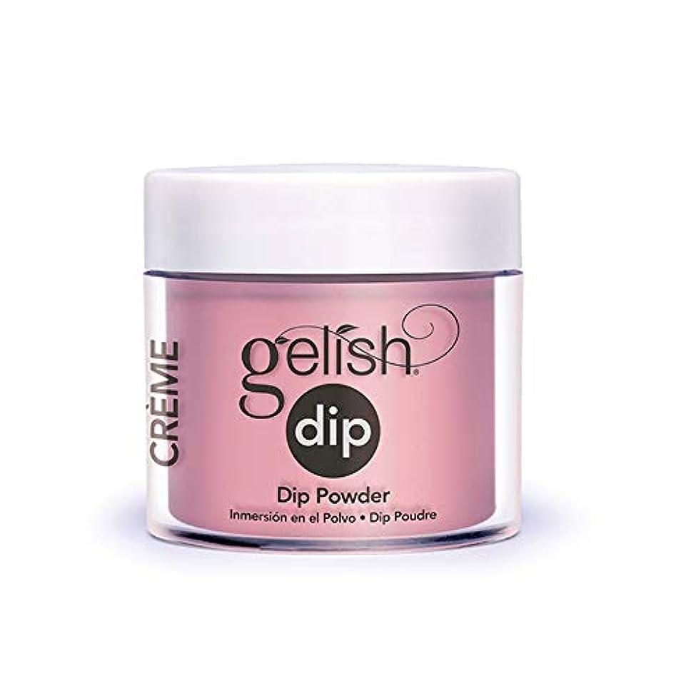 芝生輝度コンチネンタルHarmony Gelish - Acrylic Dip Powder - She's My Beauty - 23g / 0.8oz