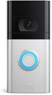 All-new Ring Video Doorbell 4 – improved 4-second colour video previews plus easy installation, and enhanced w