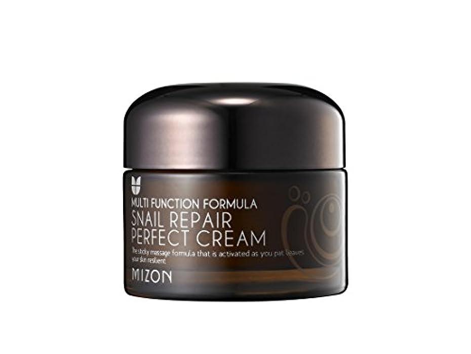 属性ばかげた異議[ミズオン] MIZON スネイルリペアパーフェクトクリーム(Snail repair perfect cream) [並行輸入品]