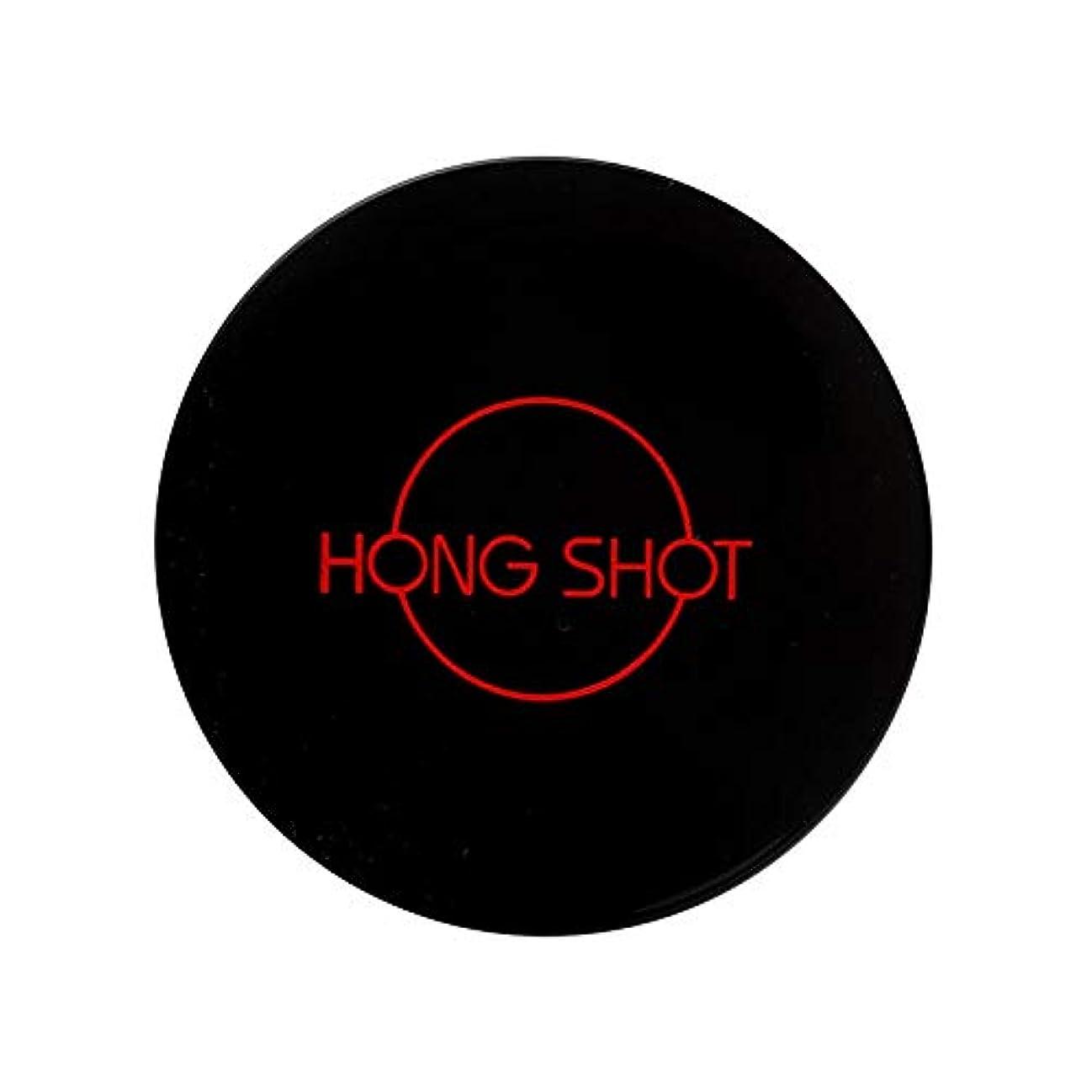 人里離れた腫瘍無傷[HONG SHOT] ホンシャトパワーラスティングコンシルファクト 16g / HONGSHOT POWER LASTING CONCEAL PACT 16g / Hongjinyoung PACT [並行輸入品] (21号)