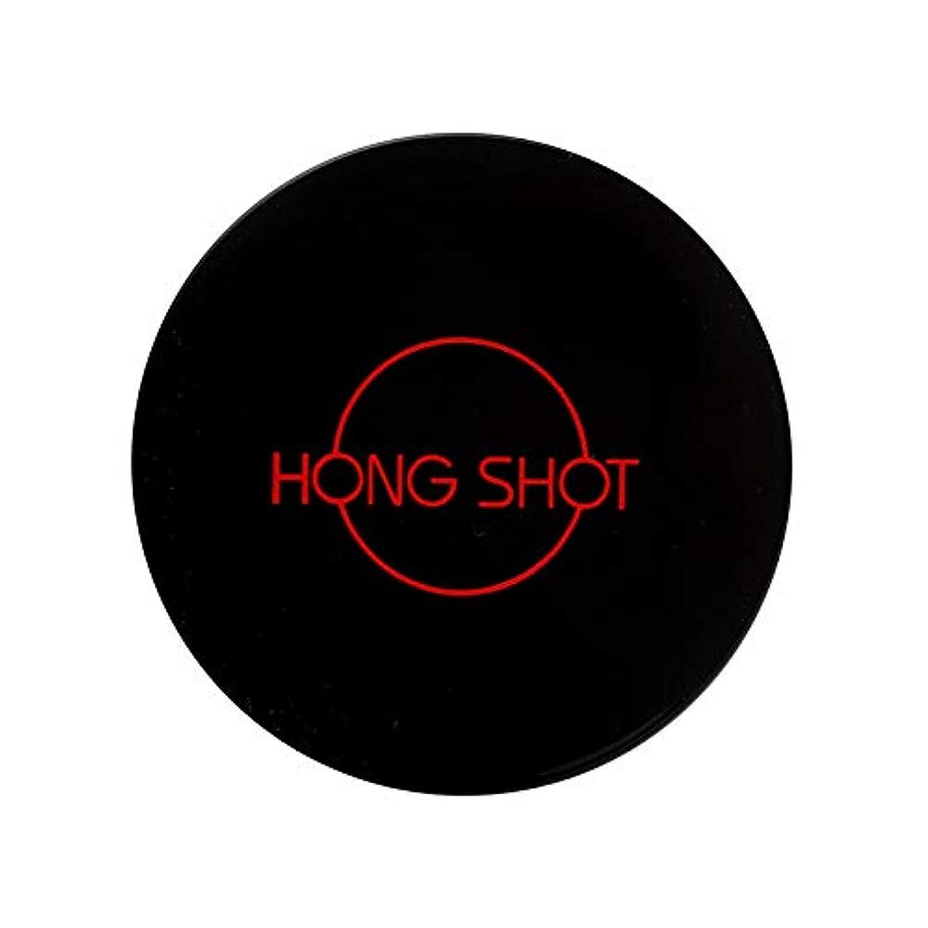 予約ダム緊張する[HONG SHOT] ホンシャトパワーラスティングコンシルファクト 16g / HONGSHOT POWER LASTING CONCEAL PACT 16g / Hongjinyoung PACT [並行輸入品] (...