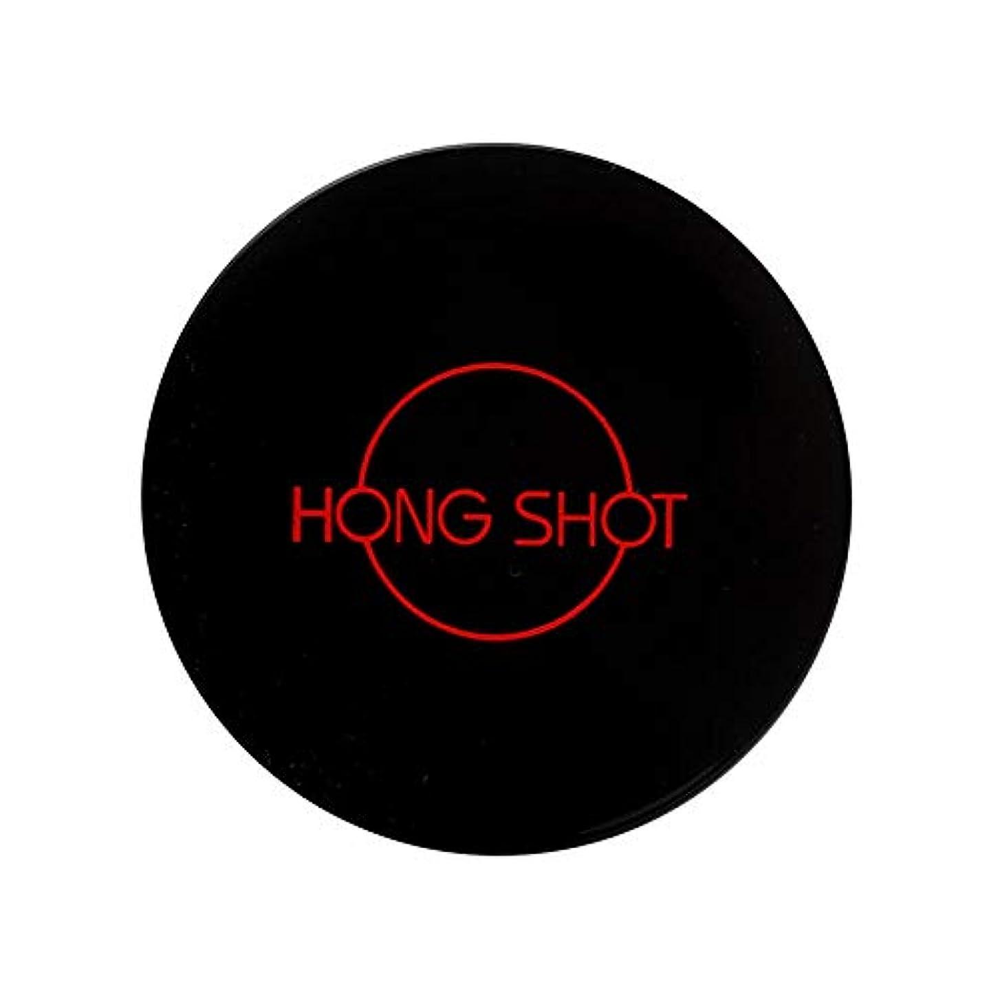 メイトドリルベッツィトロットウッド[HONG SHOT] ホンシャトパワーラスティングコンシルファクト 16g / HONGSHOT POWER LASTING CONCEAL PACT 16g / Hongjinyoung PACT [並行輸入品] (...