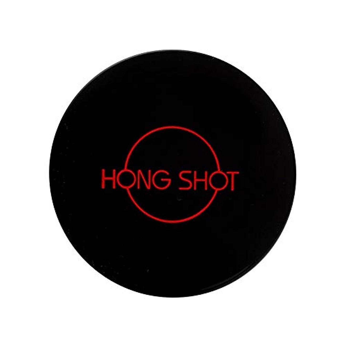 ジュラシックパーク場所誠実さ[HONG SHOT] ホンシャトパワーラスティングコンシルファクト 16g / HONGSHOT POWER LASTING CONCEAL PACT 16g / Hongjinyoung PACT [並行輸入品] (...