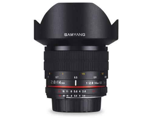 SAMYANG 単焦点広角レンズ 14mm F2.8 ED AS IF UMC ソニー αE用 フルサイズ対応