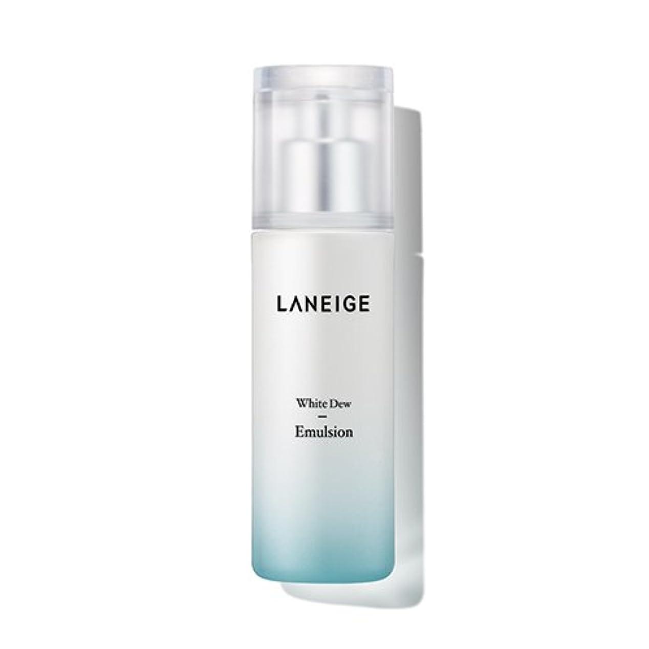 休眠レイアマウント[ラネージュ] LANEIGE ホワイトデューエマルジョン White Dew Emulsion(海外直送品) [並行輸入品]