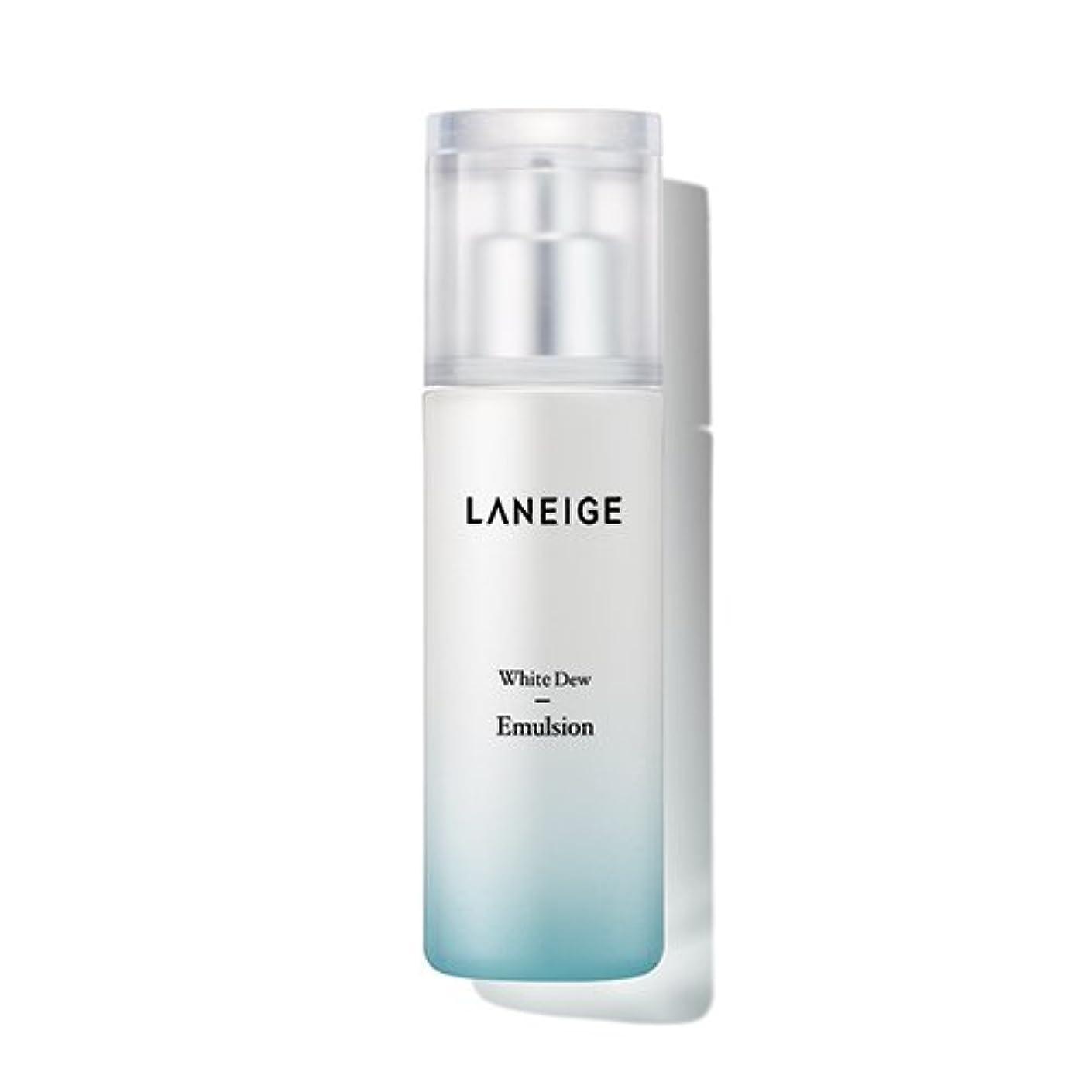 少数周波数パシフィック[ラネージュ] LANEIGE ホワイトデューエマルジョン White Dew Emulsion(海外直送品) [並行輸入品]