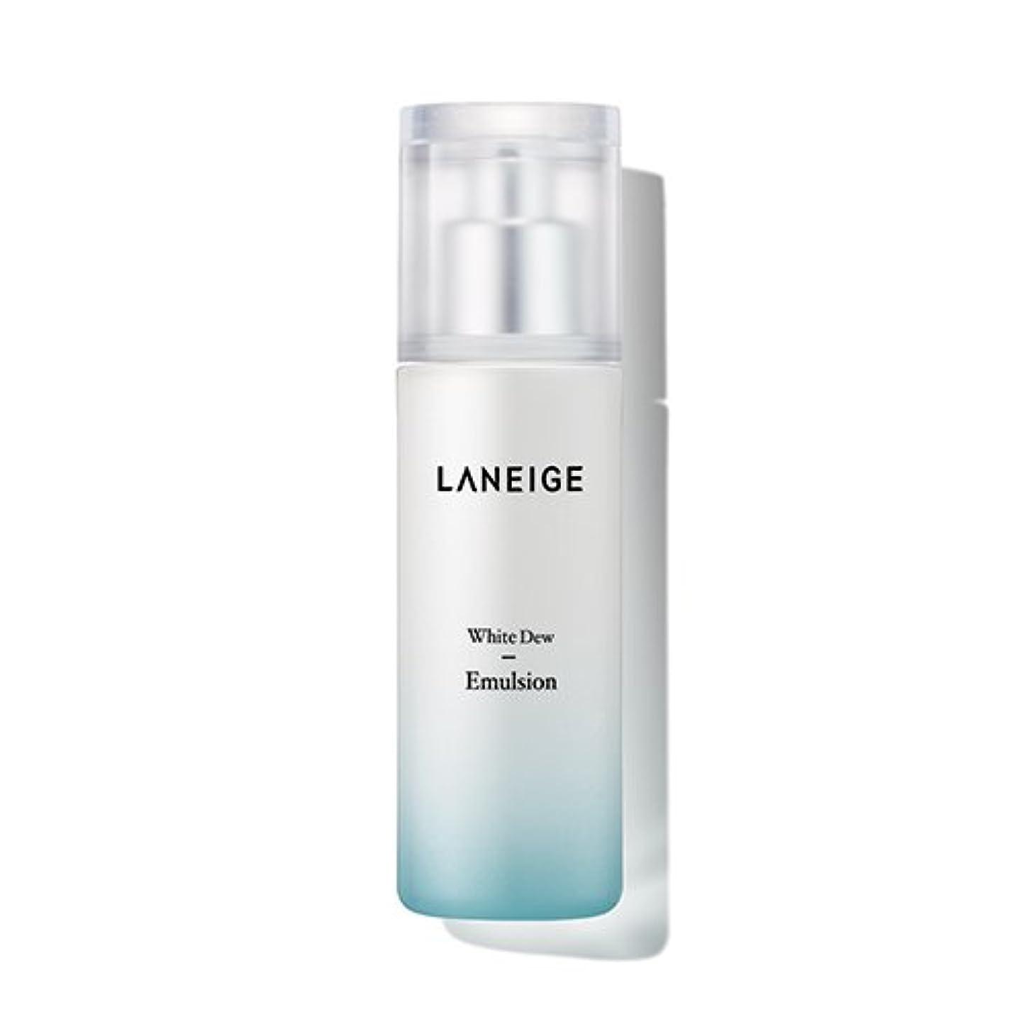 一貫性のない白内障とても[ラネージュ] LANEIGE ホワイトデューエマルジョン White Dew Emulsion(海外直送品) [並行輸入品]