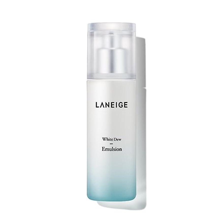 評議会ヨーグルト断言する[ラネージュ] LANEIGE ホワイトデューエマルジョン White Dew Emulsion(海外直送品) [並行輸入品]