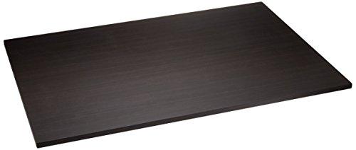 アイリスオーヤマ カラー化粧棚板 LBC-960 ダークオーク