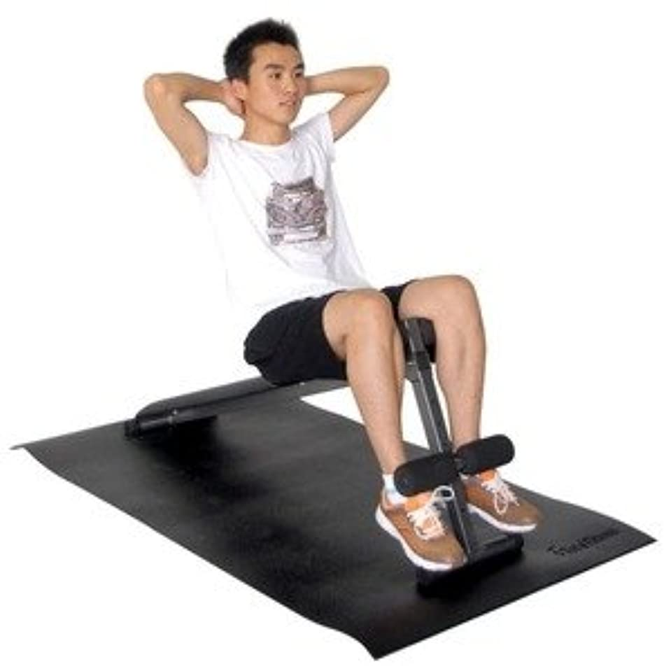 勢い誇大妄想の量トータルフィットネス(Total Fitness) エクササイズ フロアーマット STT181