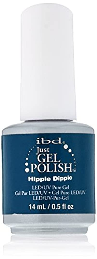 着実にバケツスモッグIBD Just Gel Polish - Hippie Dippie - 0.5oz / 14ml