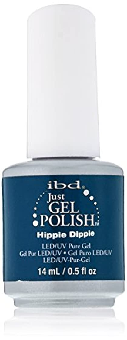 想像する自然トンネルIBD Just Gel Polish - Hippie Dippie - 0.5oz / 14ml
