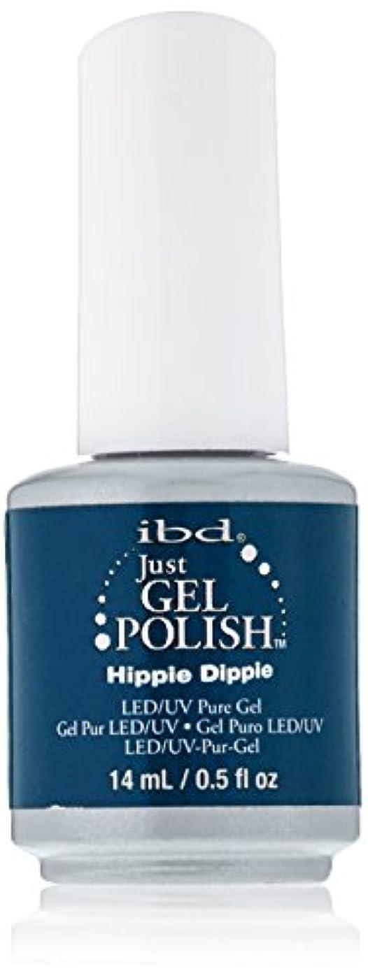 サルベージありふれた裁量IBD Just Gel Polish - Hippie Dippie - 0.5oz / 14ml
