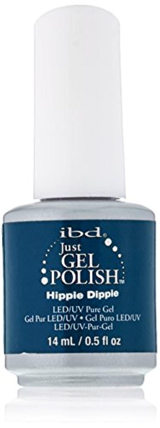 中止しますめる昼寝IBD Just Gel Polish - Hippie Dippie - 0.5oz / 14ml