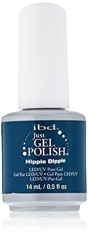 シェル通行人永遠のIBD Just Gel Polish - Hippie Dippie - 0.5oz / 14ml