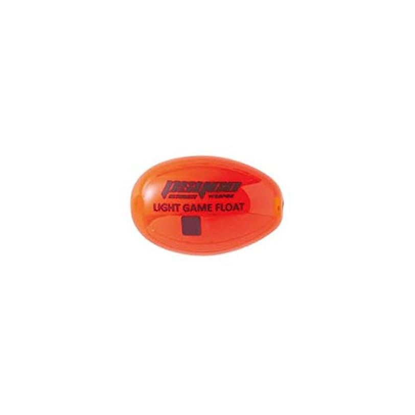 ライバルあそこアンソロジークロスファクター(CROSS FACTOR) ウキ サイコライトゲームフロート F-L CLP103-FL-OR オレンジ