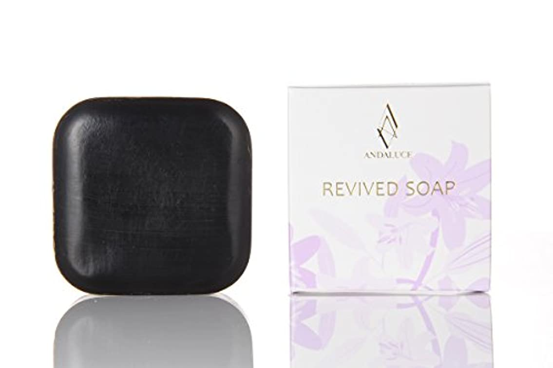 忌避剤マイルド寄生虫リバイブドソープ~REVIVED SOAP~(至高のAHAフルーツ酸SOAP)100g
