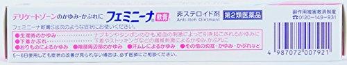 【第2類医薬品】フェミニーナ軟膏S 30g