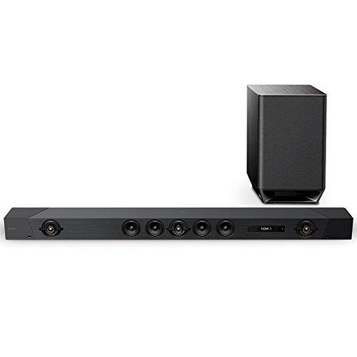 ソニー SONY サウンドバー 7.1.2ch Dolby Atmos NFC Bluetooth ハイレゾ対応 ホームシアターシステム HT-ST5000 (2017年モデル)