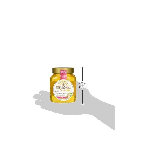 ブライトザマー アカシアハニー 瓶入り 500gの紹介画像4