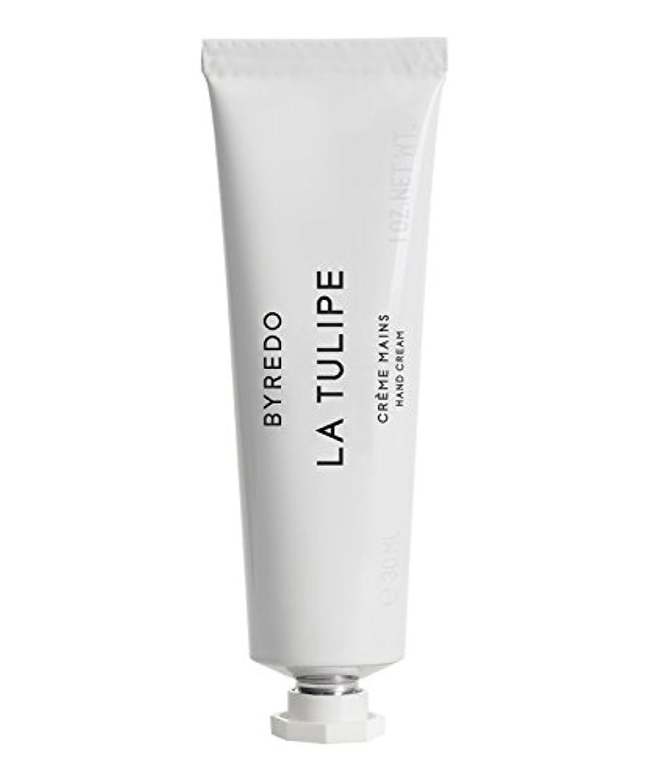 いつでも急ぐ権威Byredo Hand Cream La Tulipe 30ml - ハンドクリームラチューリップの30ミリリットル [並行輸入品]