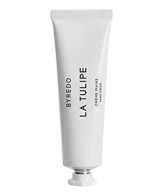 仕立て屋世代苛性Byredo Hand Cream La Tulipe 30ml - ハンドクリームラチューリップの30ミリリットル [並行輸入品]