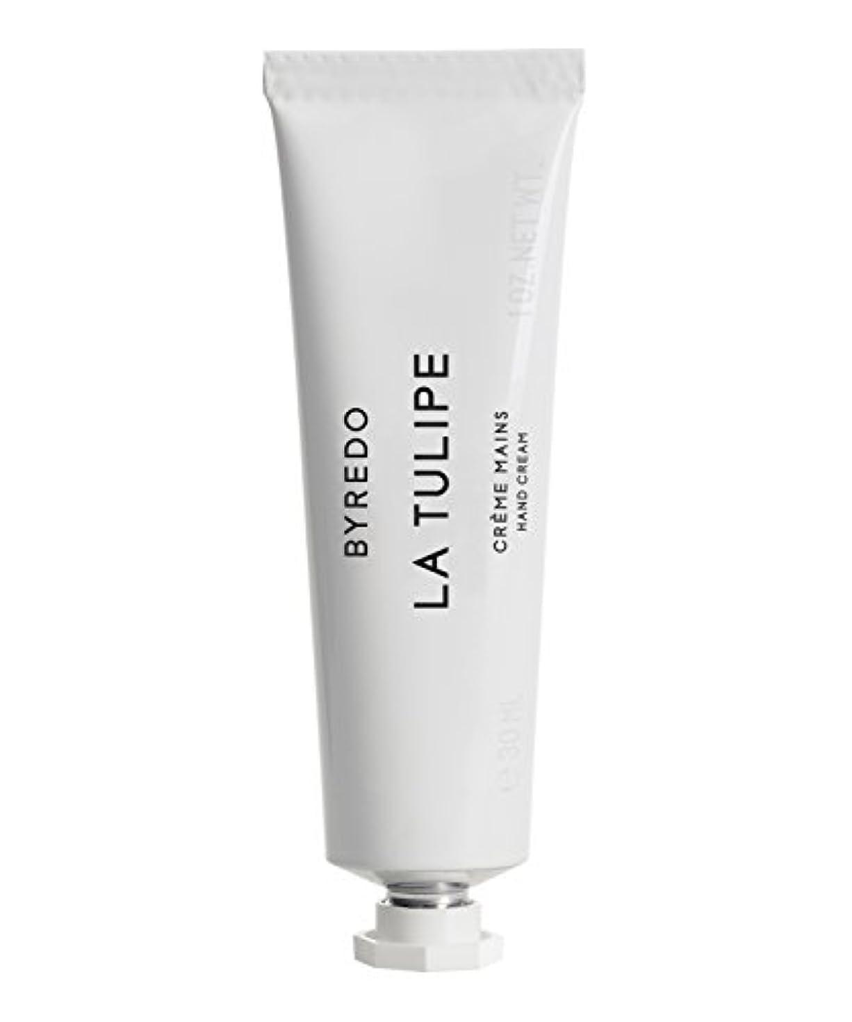 兄シャット悪質なByredo Hand Cream La Tulipe 30ml - ハンドクリームラチューリップの30ミリリットル [並行輸入品]