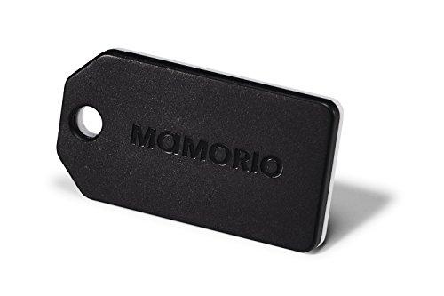 落し物 忘れ物 紛失防止タグ MAMORIO BLACK マモリオ ブラック...